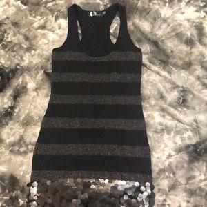 Forever 21 sequin mini dress